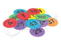 NUMBER SPOTS 1-25