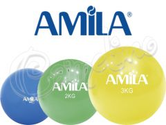 ΜΠΑΛΑ ΓΥΜΝΑΣΤΙΚΗΣ TONING BALL AMILA