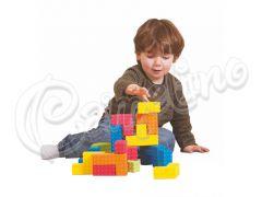 SENSORY PUZZLE BLOCKS 18 τεμ