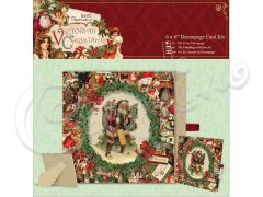 DECOUPAGE CARD KIT