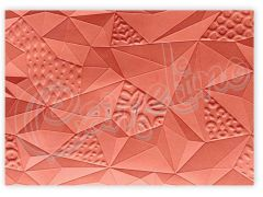 ΜΗΤΡΑ EMBOSSING 3D TRIANGLES