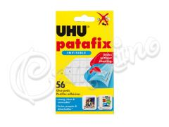 UHU PATAFIX INVISIBLE 56ΤΕΜ