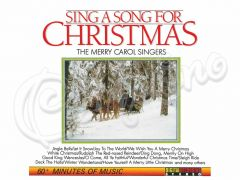 CD SING A SONG FOR CHRISTMAS