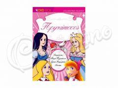 DVD ΠΡΙΓΚΙΠΙΣΣΕΣ (4 DVD)