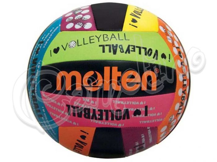 ΜΠΑΛΑ VOLLEY MOLTEN MS500-LUV (I LOVE VOLLEYBALL)