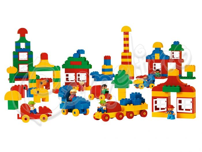 EDUCATION TOWN SET LEGO