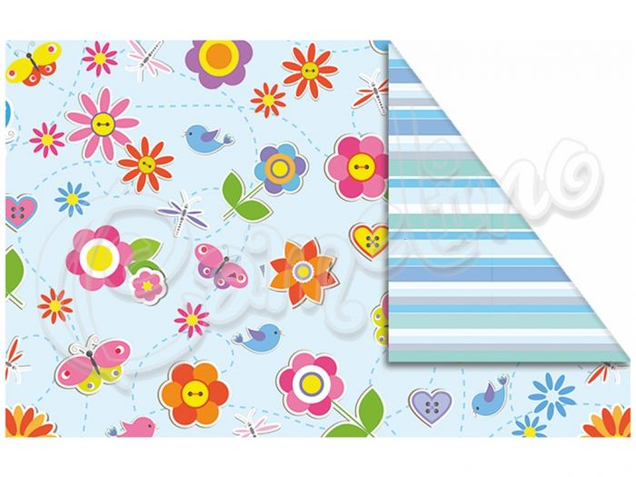 ΧΑΡΤΟΝΙ CLASSIC FLOWER 50X70 ΕΚ